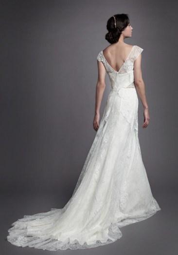 Robe de mariée Tournelles Christophe-Alexandre Docquin - La Soeur de la Mariée - Blog mariage