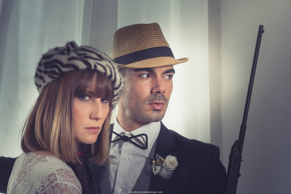 mariage-gangster-bandits-bonnie-and-clyde-lasoeurdelamariee-blog-mariage