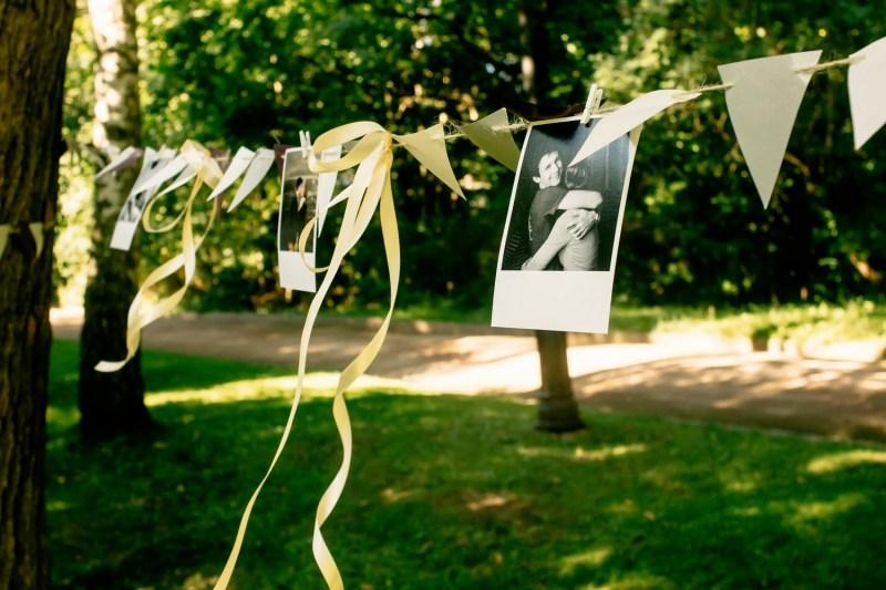 Des photos polaroid à son mariage - La Soeur de la Mariée - Blog Mariage