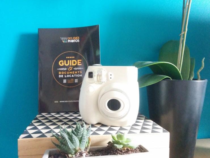 Test Des Clics Photos et le polaroid Fujifilm Instax Mini 7s - La Soeur de la Mariée - Blog Mariage