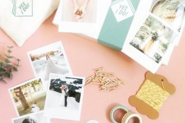 La wedding box de Cheerz x ZankYou
