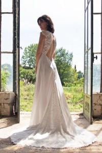 Robe de mariée Elisa - Jeanne Source