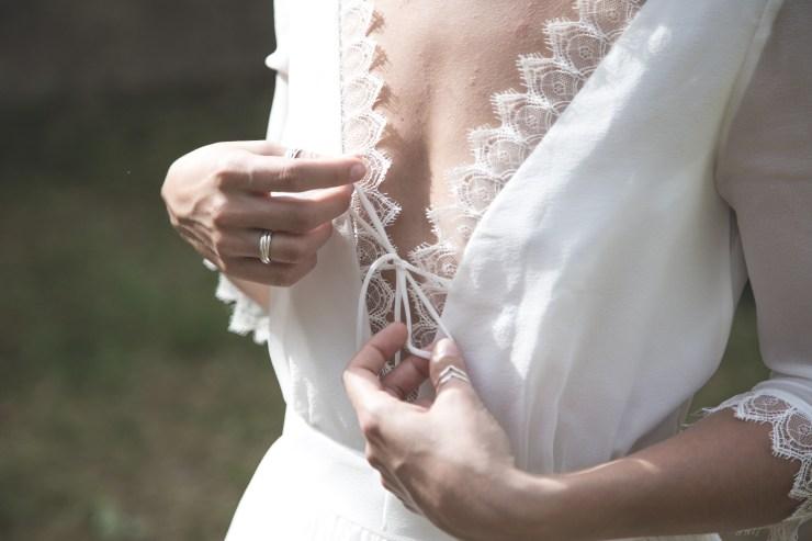 Robe de mariée Raé - Jeanne Source