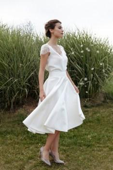 Robes-de-mariee-Mathilde-Marie-2018-top-Luce-jupe-courte-mireille