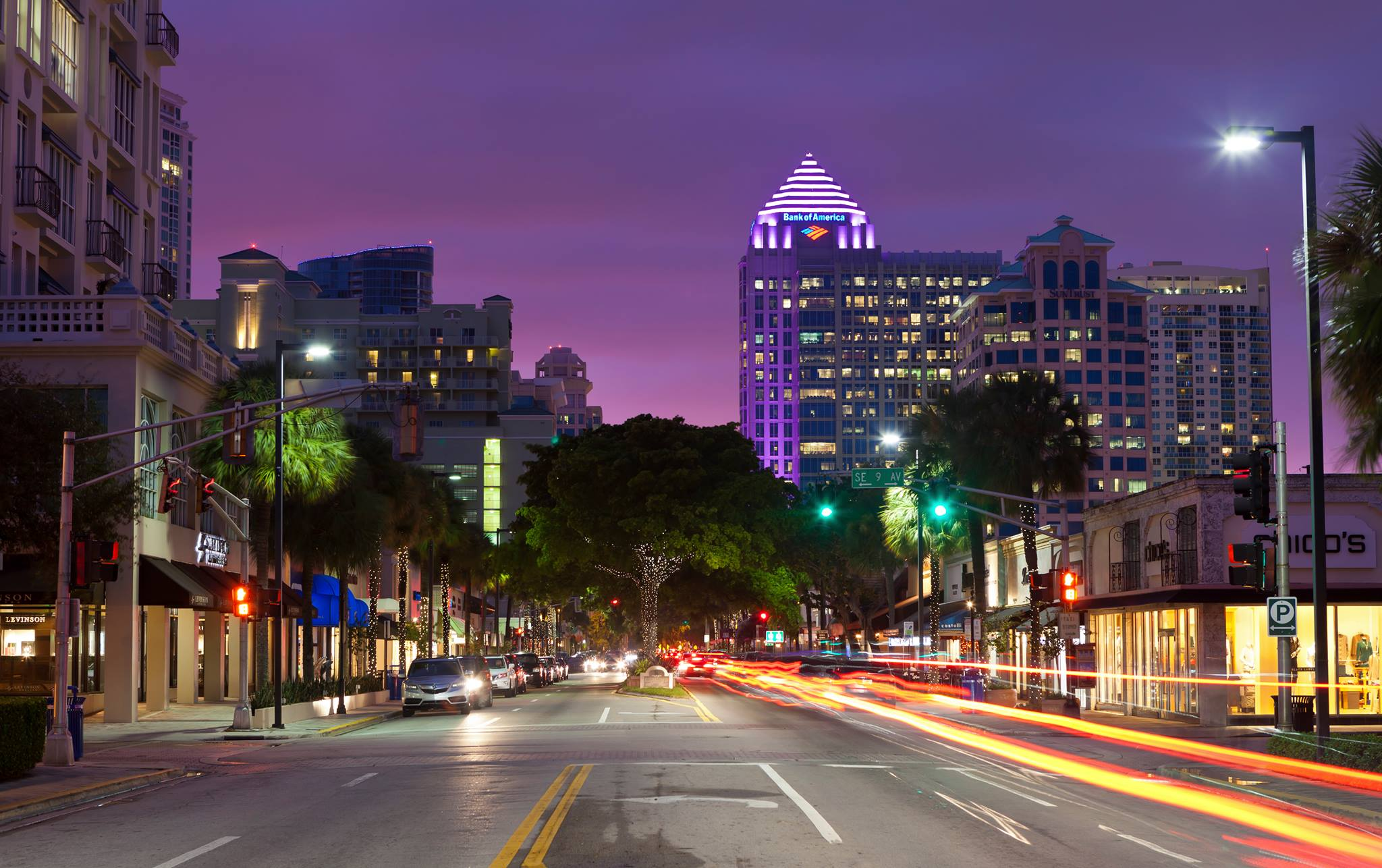 Las Olas Boulevard Fort Lauderdale