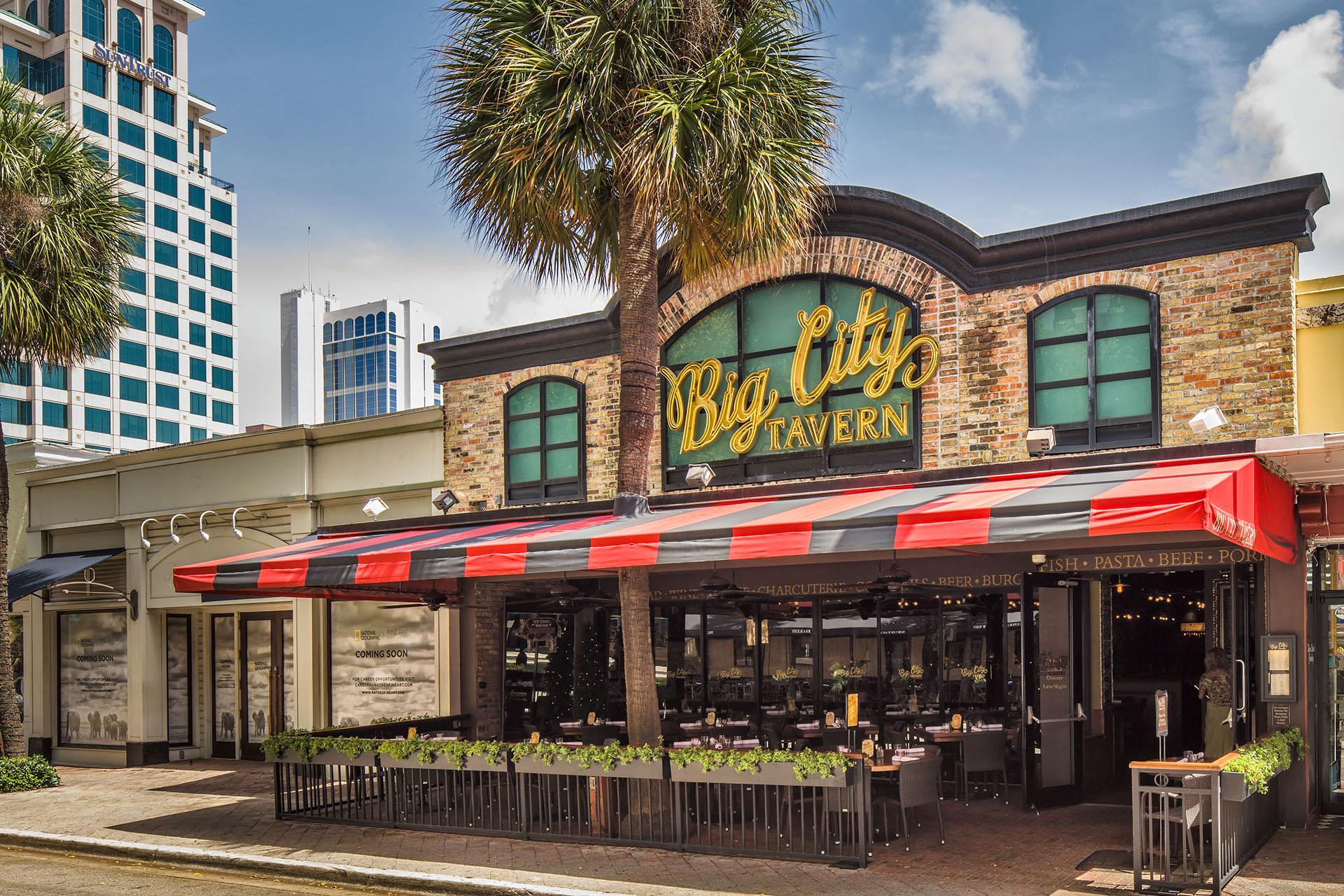 Waterfront Kid Friendly Restaurants