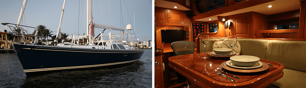 The Yachts 51 To 60 Feet Las Olas Yacht Group