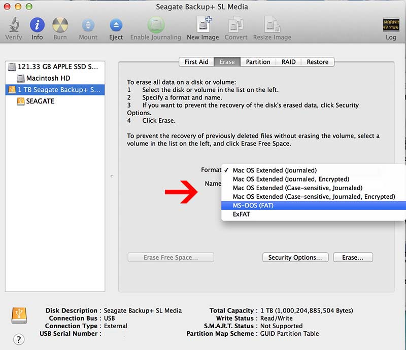 How To Format Usb On Mac For Pc And Mac Exfat Fat32 - lasopaanimation