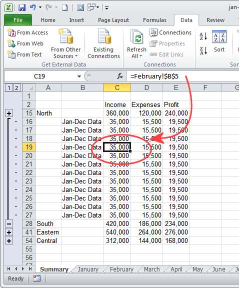 How To Merge Cells In Excel Mac : merge, cells, excel, Multiple, Excel, Files, Lasopadiscounts