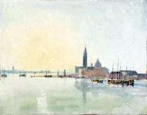 J. M. W. T., Venezia, San Giorgio Maggiore.