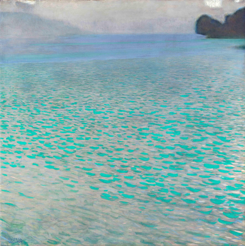 Per andare oltre il bacio i paesaggi di Gustav Klimt  La
