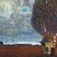 Per andare oltre il bacio: i paesaggi di Gustav Klimt
