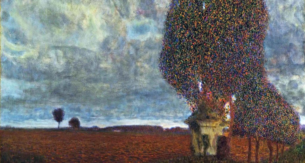 Paesaggio Klimt
