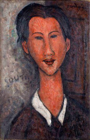 Amedeo Modigliani, Ritratto di Soutine.