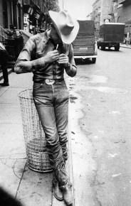 Robert Frank, Rodeo, New York City.