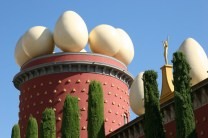 Museo Dalì, Figueras, particolare