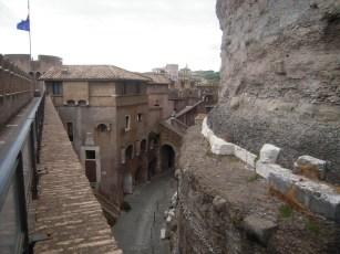 Castel Sant'Angelo interno