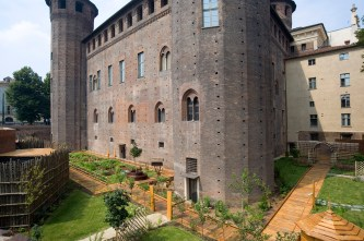 Palazzo Madama, interventi medievali, Torino
