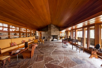 kentuck-knob-interno