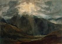 J. M. W. Turner, Llamberis.