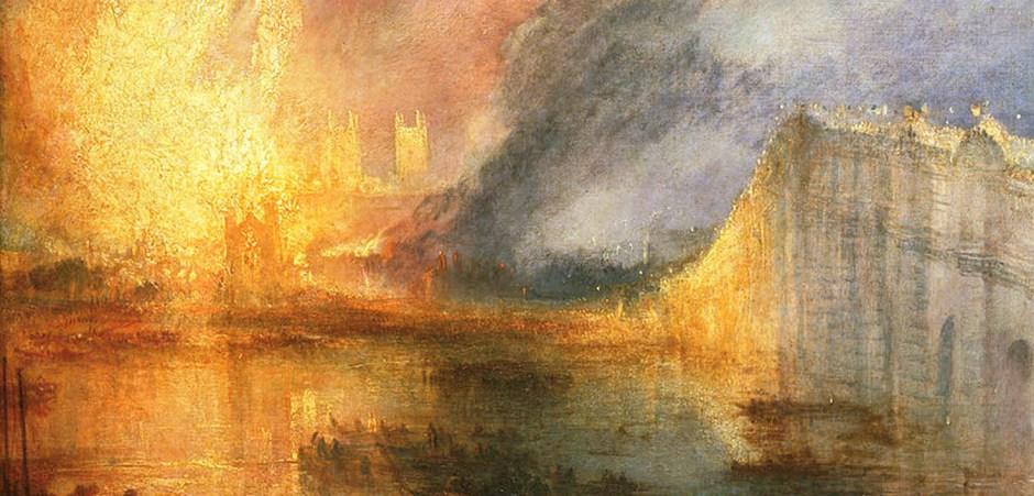 J M W Turner la rivoluzione del colore e della luce