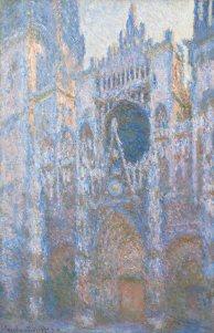 Claude-Monet-cattedrale-Rouen-facciata-ovest