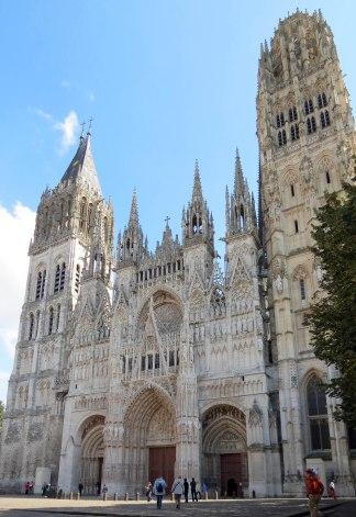 Façade_occidentale_cathédrale_Rouen