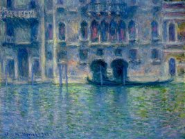 Claude Monet, Palazzo da Mula.