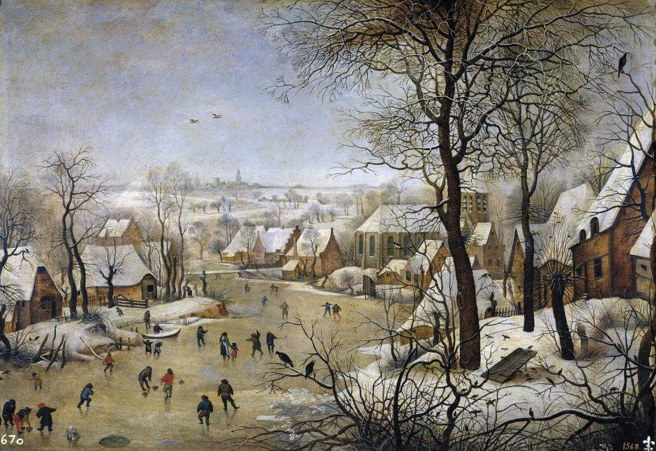 I grandi artisti e la neve 5 quadri per omaggiare la protagonista dellinverno  La sottile