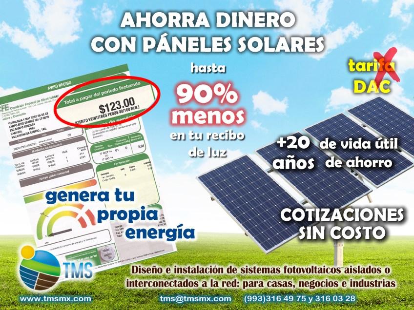Diseño e instalacion de sistemas fotovoltaicos aislados o interconectados a la red