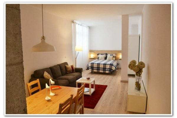 Studio right by Las Canteras beach at La Puntilla