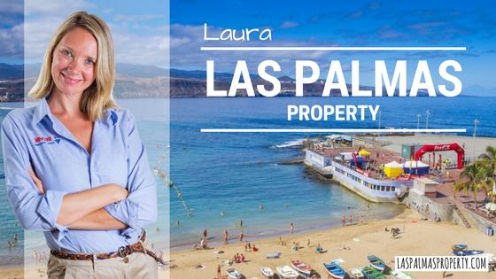 Laura Leyshon from Las Palmas Property