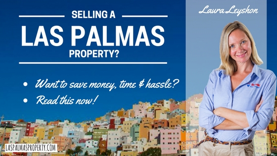 Selling a Las Palmas property? The exclusive contract and why it's a good thing for Las Palmas property sellers