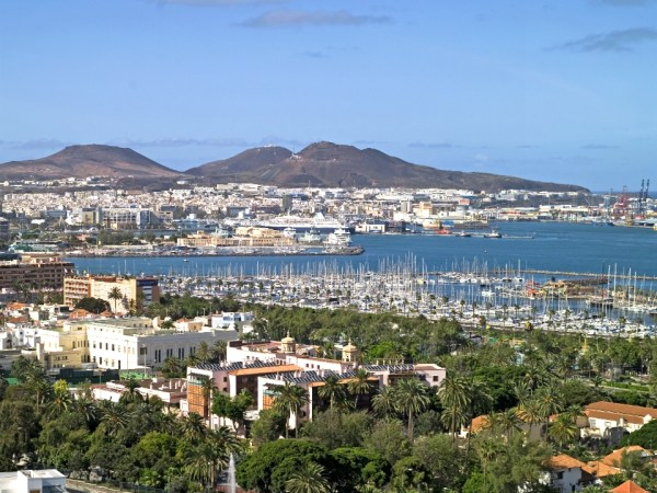 Las Palmas de Gran Canaria plans to ban cars from the Garden City