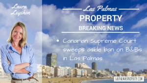Supreme Court Ruling Legalises Bed and Breakfasts In Las Palmas