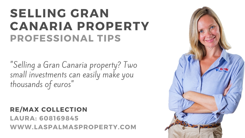 Selling a Gran Canaria property: These two small investments can add thousands to the value of your Gran Canaria property