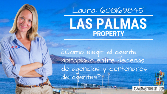 Vender un Inmueble en Gran Canaria ¿Cómo elegir el agente apropiado en Gran Canaria entre decenas de agencias y centenares de agentes?