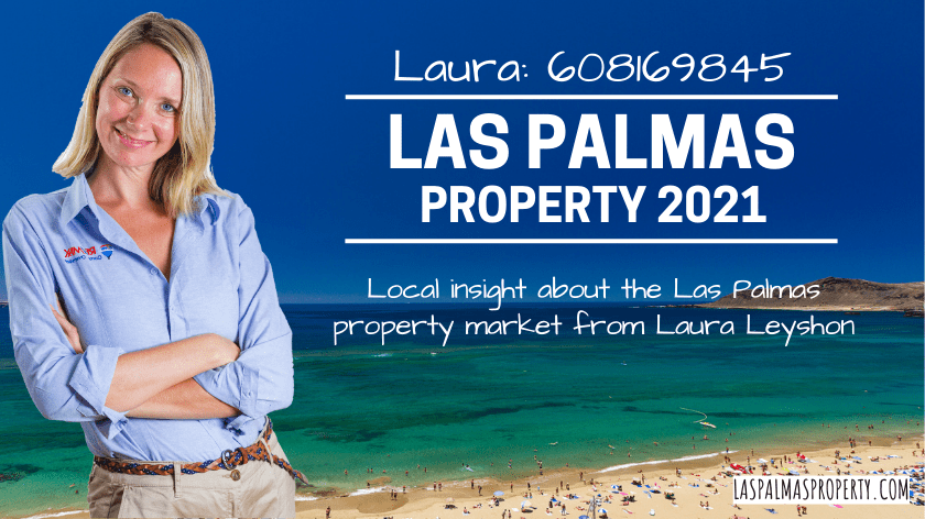 Local insight about the Las Palmas property de Gran Canaria market from Laura Leyshon