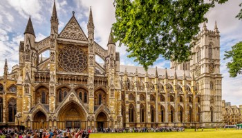 Abadía de Westminster, Gótico inglés