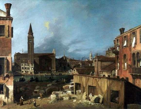 Géneros pictóricos: ejemplo paisaje urbano