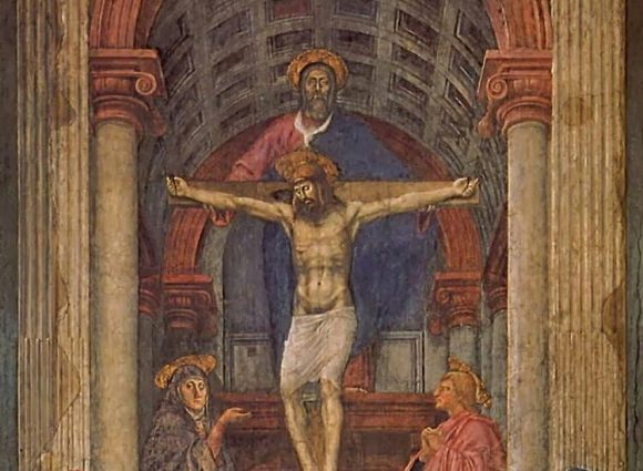 La Trinita Masaccio analisis