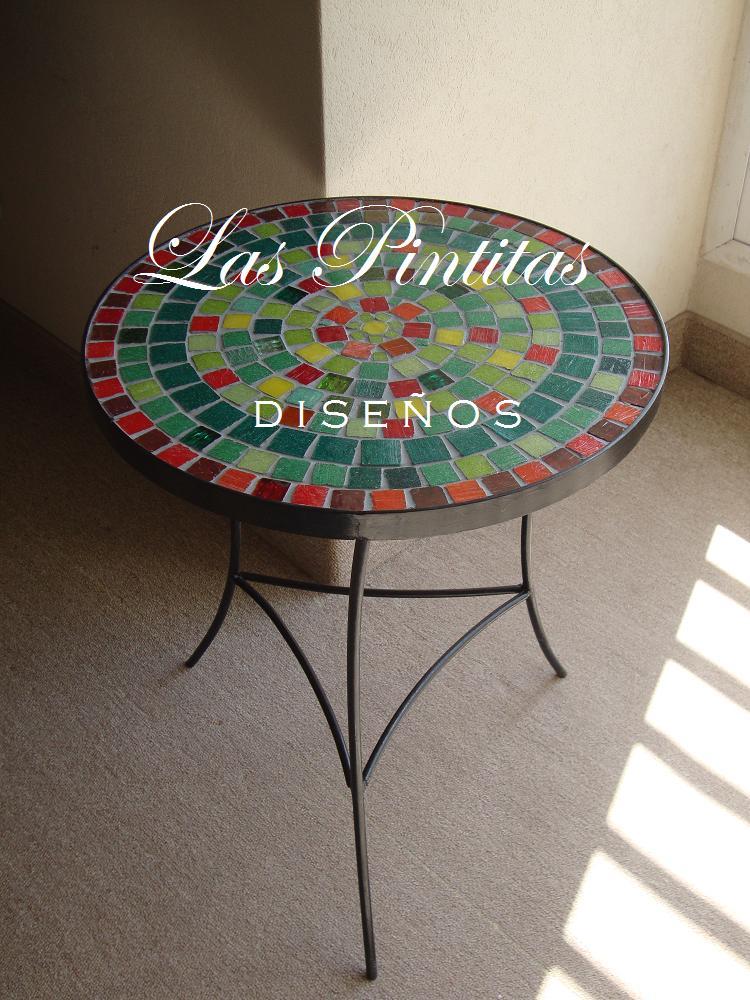 Mesas con Venecitas  Las Pintitas