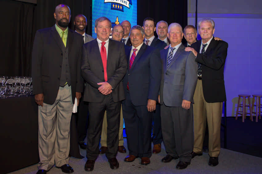New format, same emotion at annual Louisiana Sports Hall of Fame induction ceremony