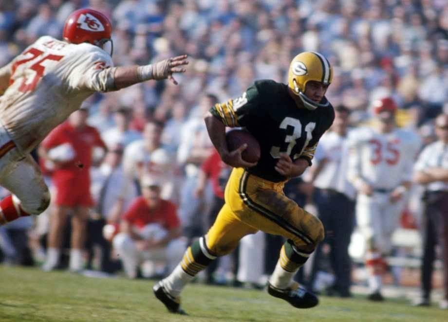 LSHOF inductee, football legend Jim Taylor dead at 83