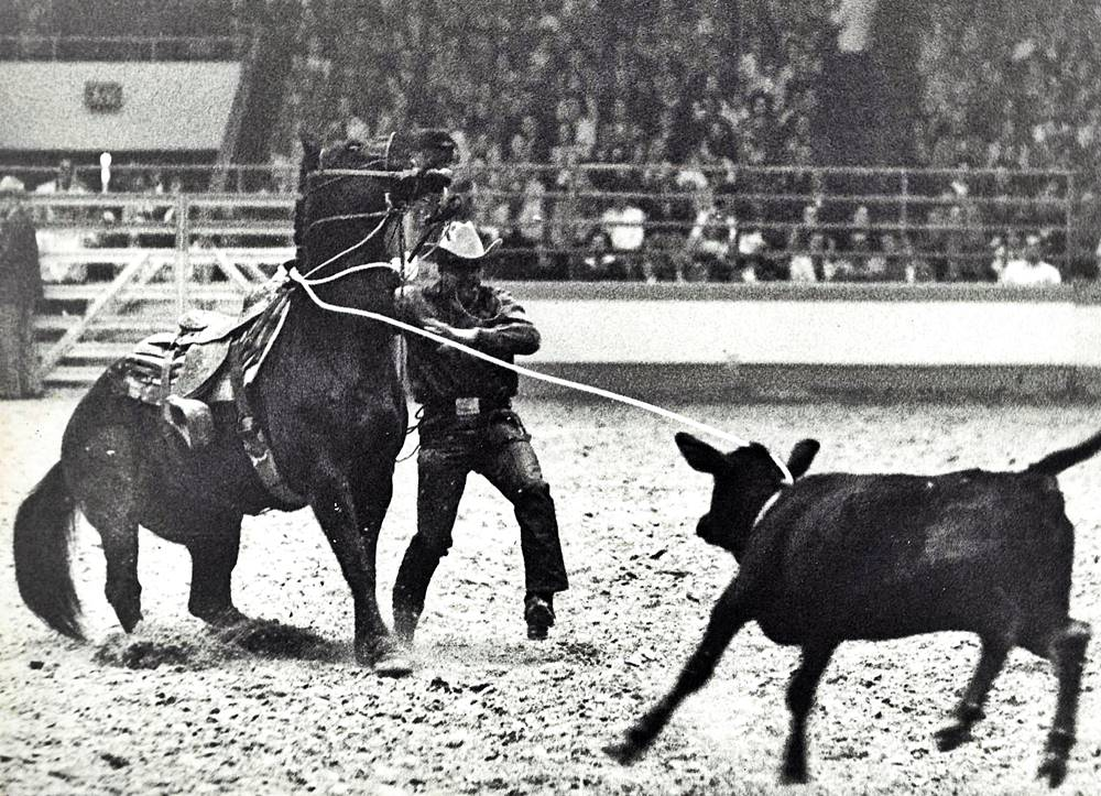 T. Berry Porter: Louisiana's legendary first rodeo cowboy is a tough act to follow