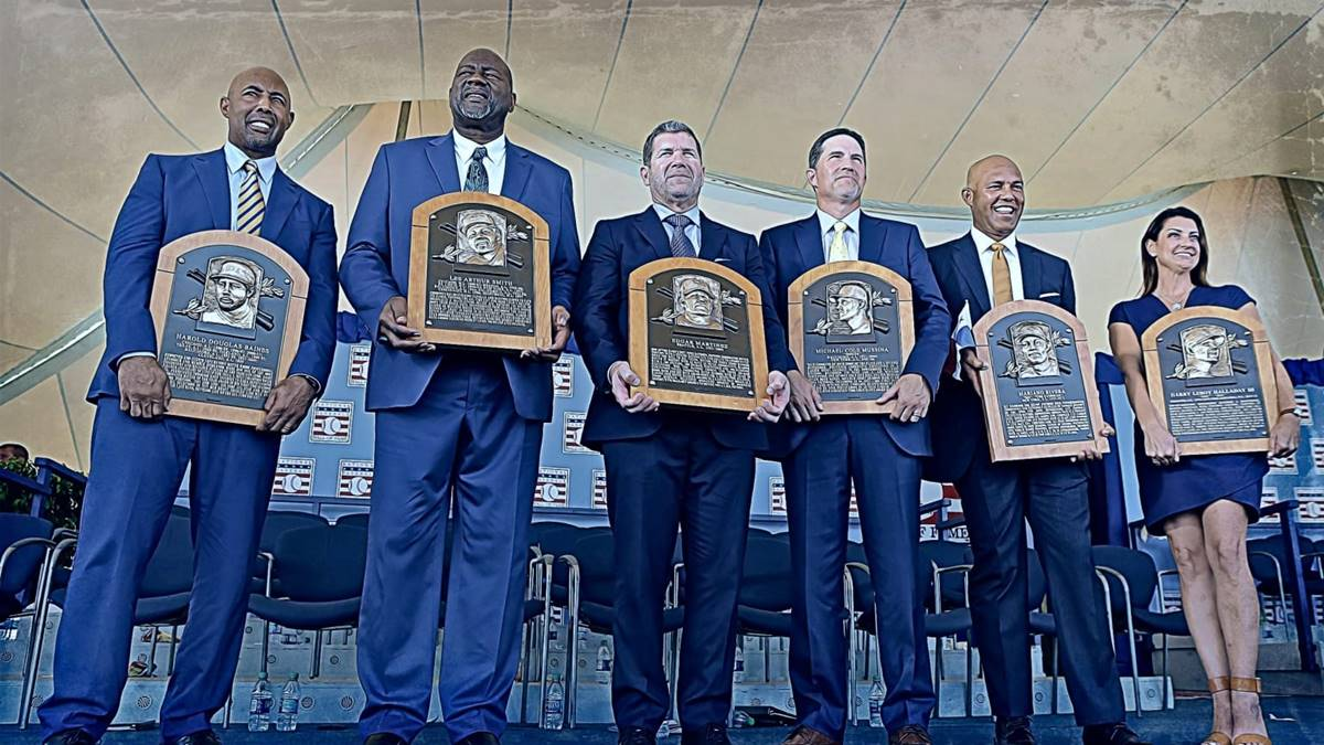 Video: Lee Smith's National Baseball Hall of Fame speech