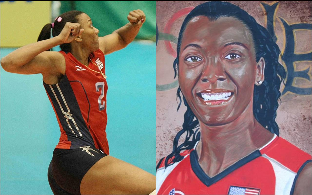 USA Volleyball's Danielle Scott recalls her five Olympic Games Saturday at LSHOF Museum