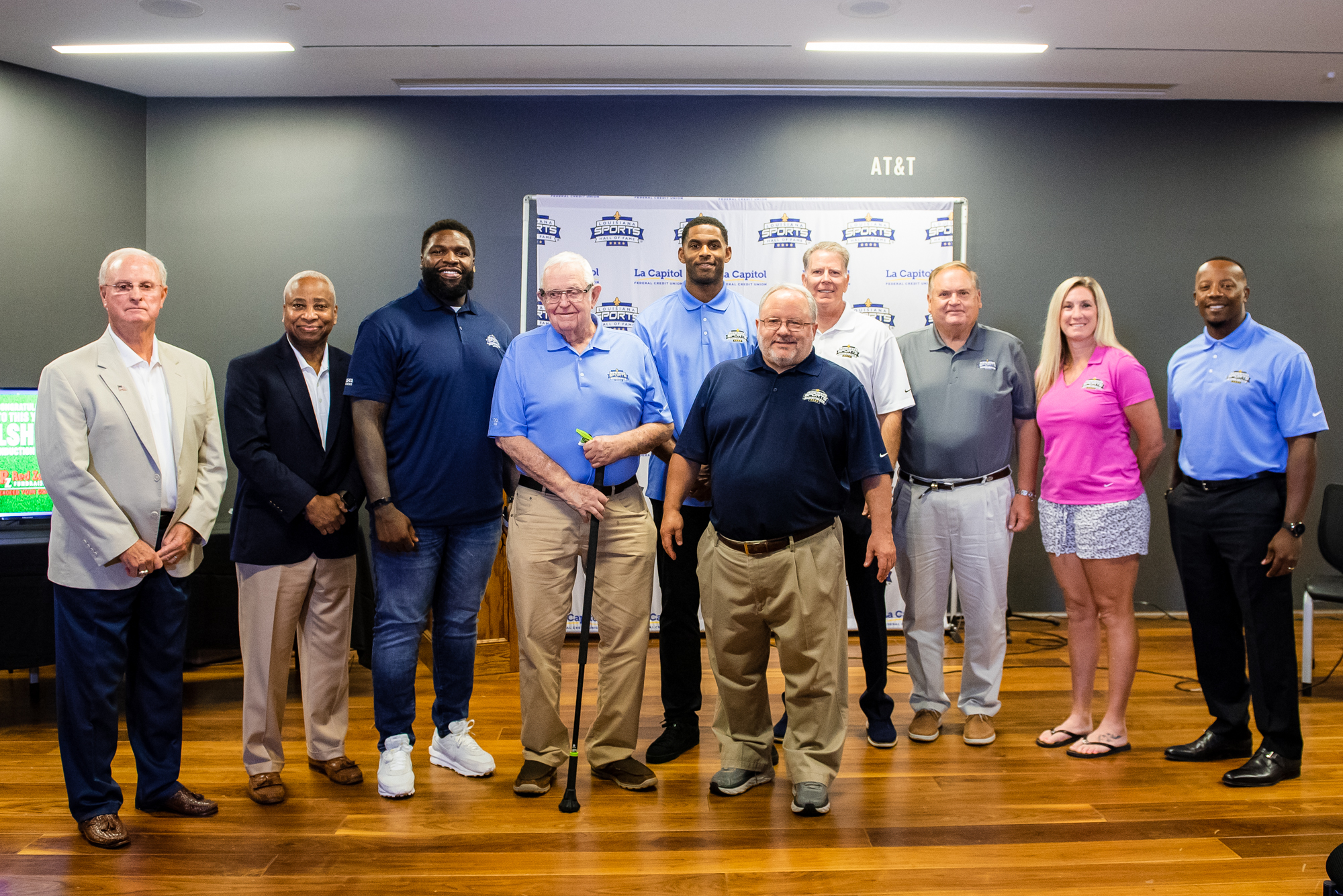 Baton Rouge area headlines the 2021 induction class at Thursday presser