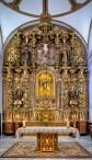 Altar y retablo de Las Puras