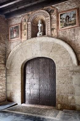 Puerta reglar (portería)